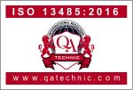 ISO 13485:2003-ALBERK QA TECHNIC Logo