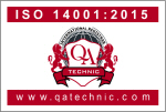 ISO 14001:2004-ALBERK QA TECHNIC Logo