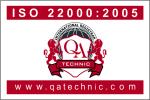 ISO 22000:2005-ALBERK QA TECHNIC Logo