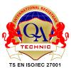 TS EN ISO/IEC 27001-ALBERK QA TECHNIC  Logo