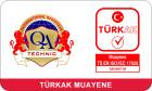 TÜRKAK - MUAYENE (INSPECTION) Logo