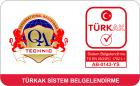 TÜRKAK - TS EN ISO/IEC 17021-1:2015 Logo