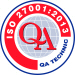 ISO 27001:2005-ALBERK QA TECHNIC Logo