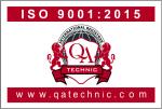 ISO 9001:2015-ALBERK QA TECHNIC Logo