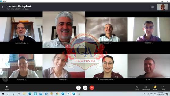 ISO 50001:2018 Online Baş Denetçi Eğitimi