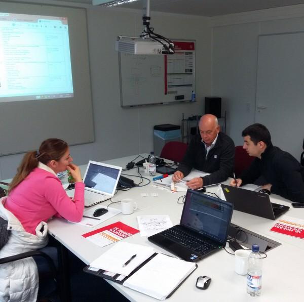 Atex Training in German PTB Institute