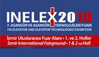 DIFFERENT COMPANIES HAVE VISITED OUR STAND IN INELEX 2010.