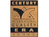 QA TECHNIC HAS BEEN DESIGNATED TO RECEIVE  THE CENTURY INTERNATIONAL QUALITY ERA (CQE) AWARD
